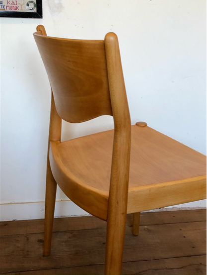 """PORTEX\"" stacking chair ②_c0139773_13081302.jpg"