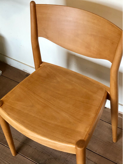 """PORTEX\"" stacking chair ②_c0139773_13093345.jpg"