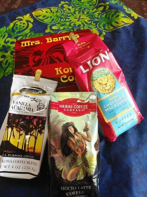 ハワイ島からの贈り物♪_c0173826_22014152.jpg