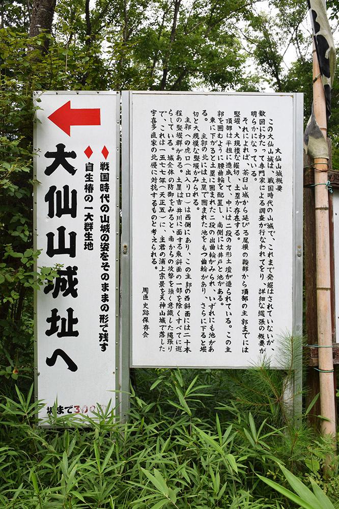 周匝茶臼山城跡を歩く。 その3 <片桐池田家墓所>_e0158128_18535458.jpg