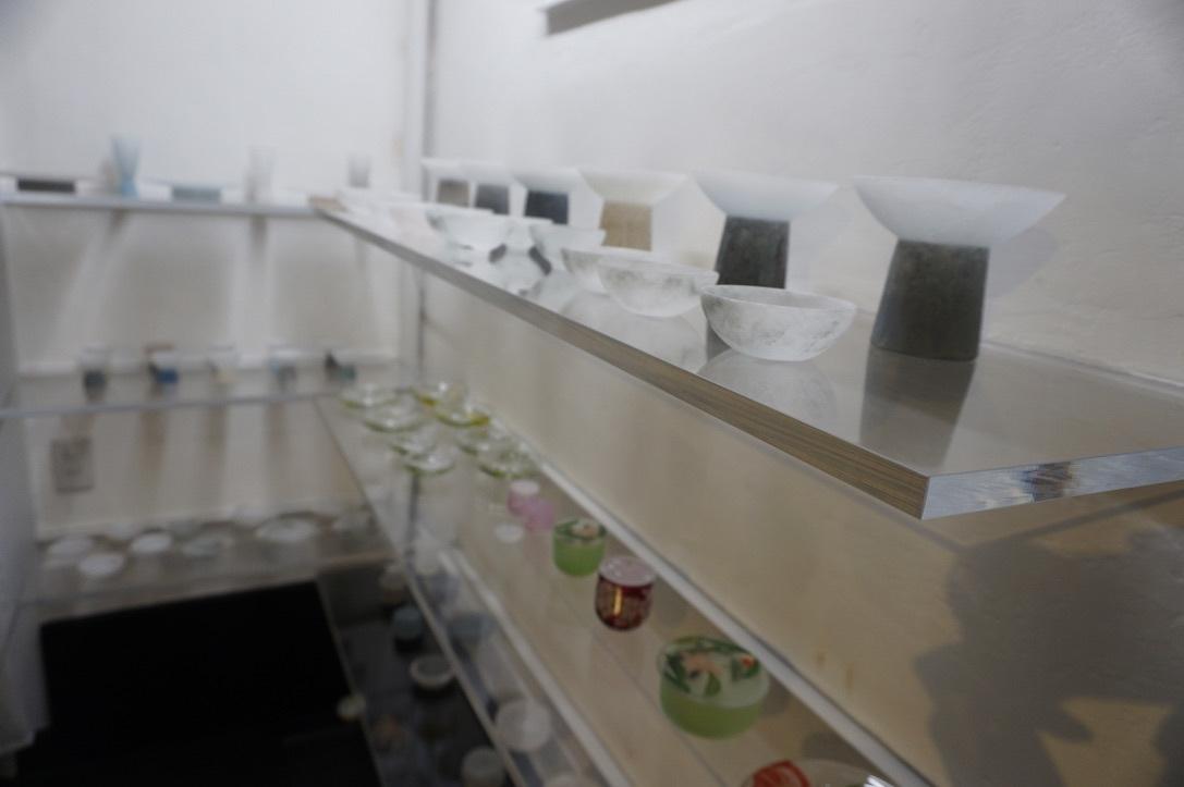 砂田夏海 山崎葉 早春のガラス展 ご案内_b0132442_19485110.jpeg
