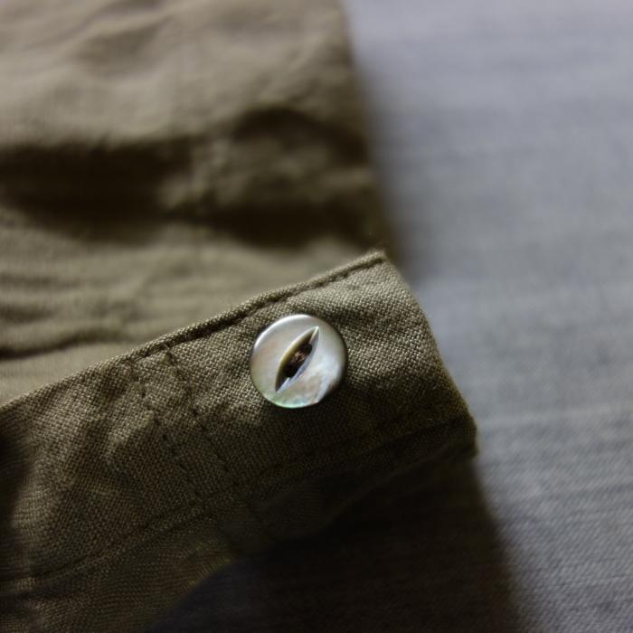 5月の製作 / french widespread belgium-linen shirt_e0130546_13394011.jpg