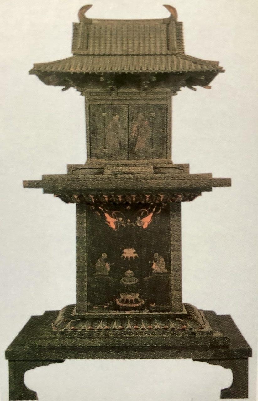 奈良の旅 15 法隆寺 大宝蔵院の宝物_a0092659_14395787.jpeg