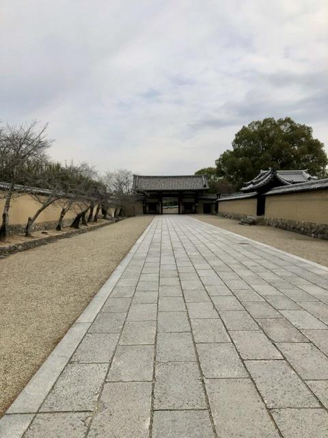 奈良の旅 16  法隆寺夢殿_a0092659_15183247.jpeg