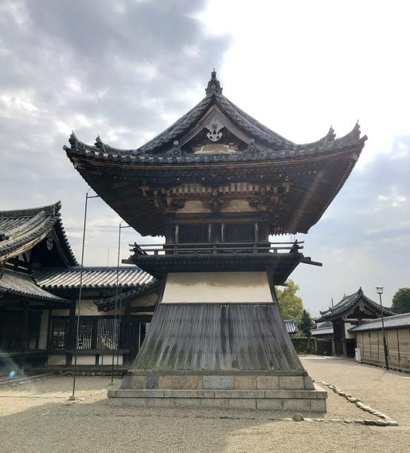 奈良の旅 16  法隆寺夢殿_a0092659_15242255.jpeg