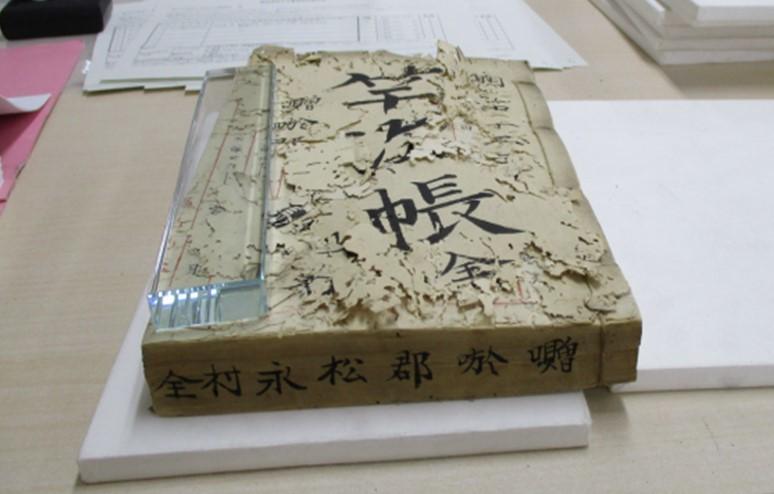 国立公文書館にある鹿児島県の資料「竿次帳」を見る_b0039825_17302974.jpg