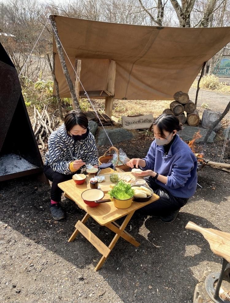 食もすすむ、季節の変わり目 〜今日のフィールド状況〜_b0174425_16452370.jpg