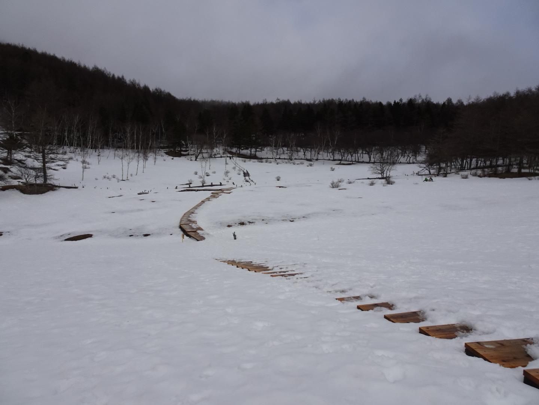 雪山ハイク入門の入笠山へ。_a0138134_01033965.jpeg