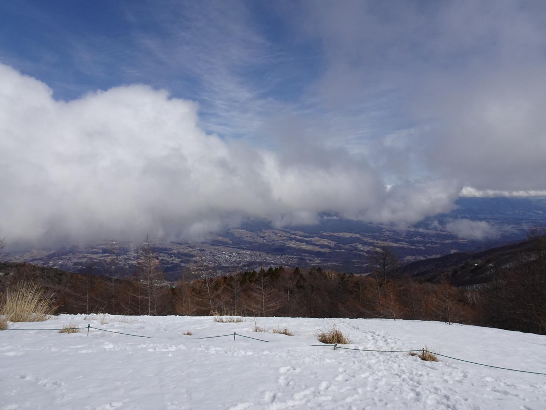 雪山ハイク入門の入笠山へ。_a0138134_01124997.jpeg