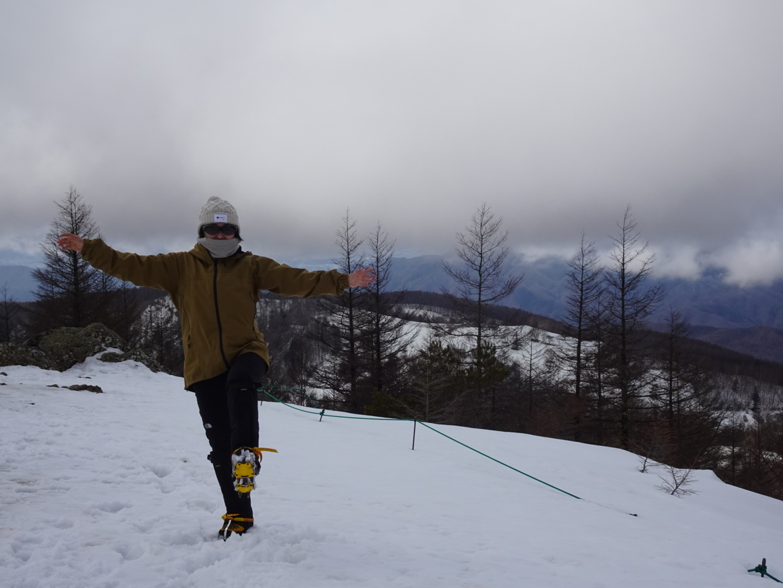 雪山ハイク入門の入笠山へ。_a0138134_01142728.jpeg