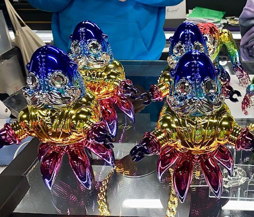 販売用は3個だけのトーマス・ノスケ銀鏡塗装版、完成_a0077842_21432907.jpg