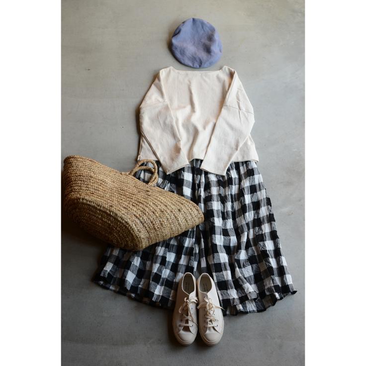 手作り服で春夏秋冬のコーディネート。_d0227246_16150307.jpg