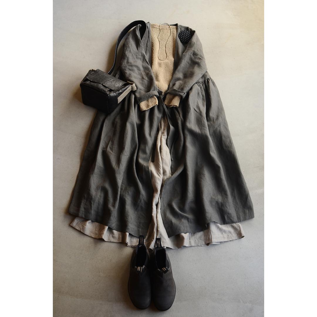 手作り服で春夏秋冬のコーディネート。_d0227246_16150430.jpg