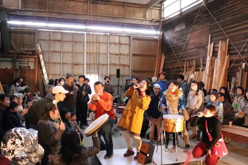 2013/3/13(土)3/14(日) 音遊びの会×いとうせいこう  『音、京都、おっとっと、せいこうと』 3/13(土)Day1 上ル  3/14(日)Day2 下ル_b0057887_22174882.jpg