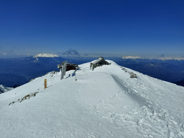 冬季木曽駒ケ岳登山_e0231387_21000588.jpg