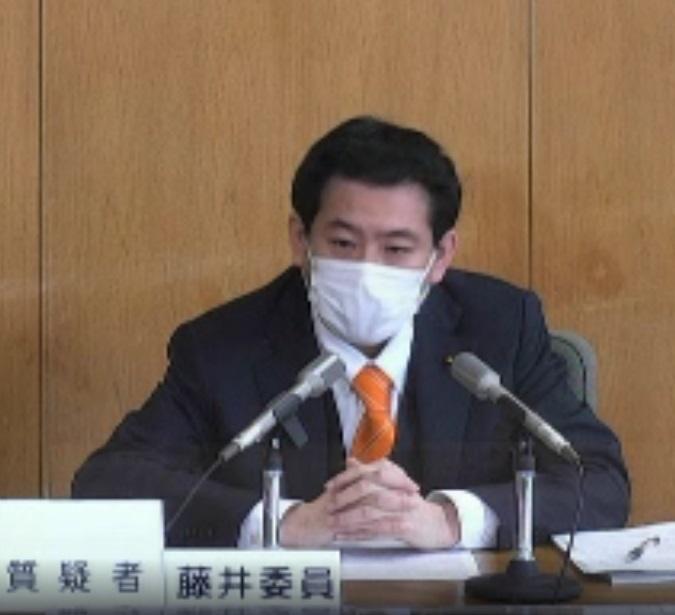 3月11日 10年のこの日、災害対策の質疑に立つ_c0092197_22050660.jpg