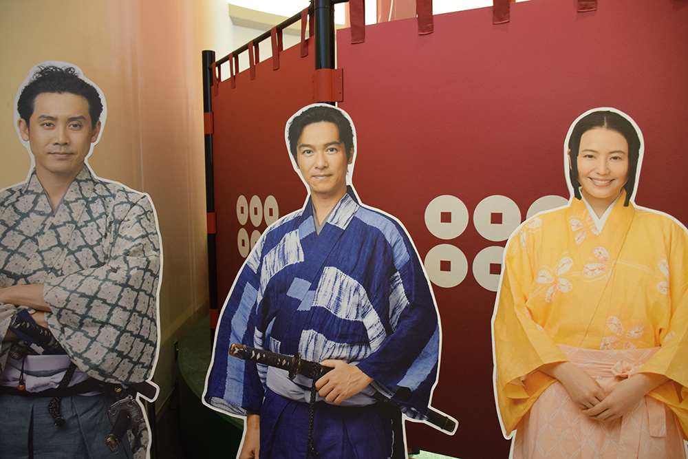 真田氏ゆかりの九度山を歩く。 その1 <九度山・真田ミュージアム>_e0158128_17165597.jpg