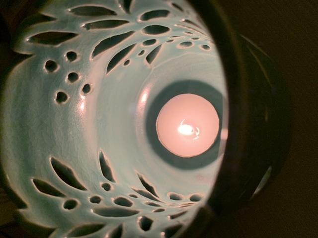 蝋燭の灯で黙祷★_b0198033_16540225.jpeg