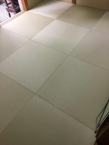 【市川市真間】44%off琉球畳が超安い〜施工例&日記_b0142750_12424442.jpeg