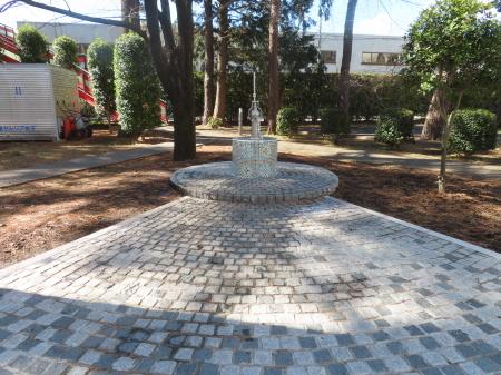 聖セシリア女子中学校・高等学校の井戸が完成しました。_b0170161_07591492.jpg
