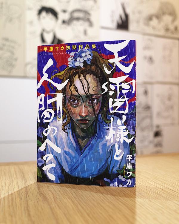 WORKS_comic 『天雷様と人間のへそ―平庫ワカ初期作品集―』_c0048265_17222707.jpg