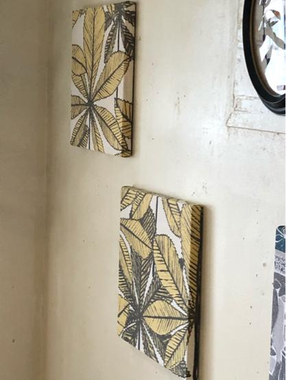 vintage fabric panel (SWEDEN)_c0139773_14165480.jpg
