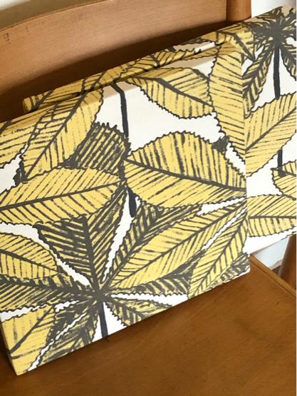 vintage fabric panel (SWEDEN)_c0139773_14165587.jpg