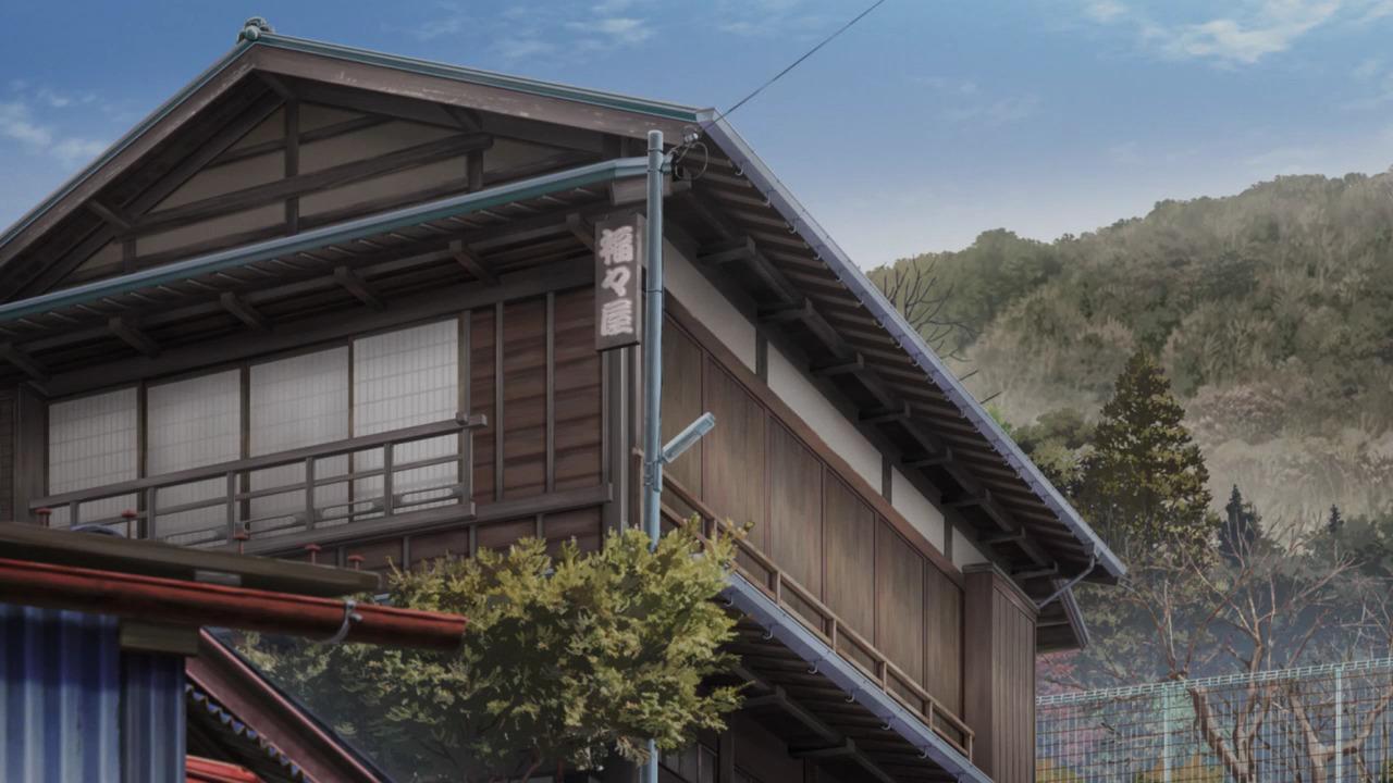 「ゆるキャン△S2」舞台探訪11 なでしこのソロキャン計画その1/3 リン・早川町赤沢宿(第7話)_e0304702_07581135.jpg