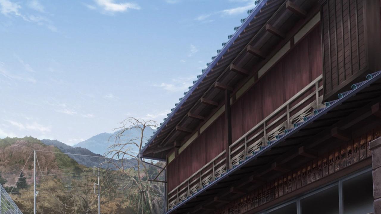 「ゆるキャン△S2」舞台探訪11 なでしこのソロキャン計画その1/3 リン・早川町赤沢宿(第7話)_e0304702_07582469.jpg