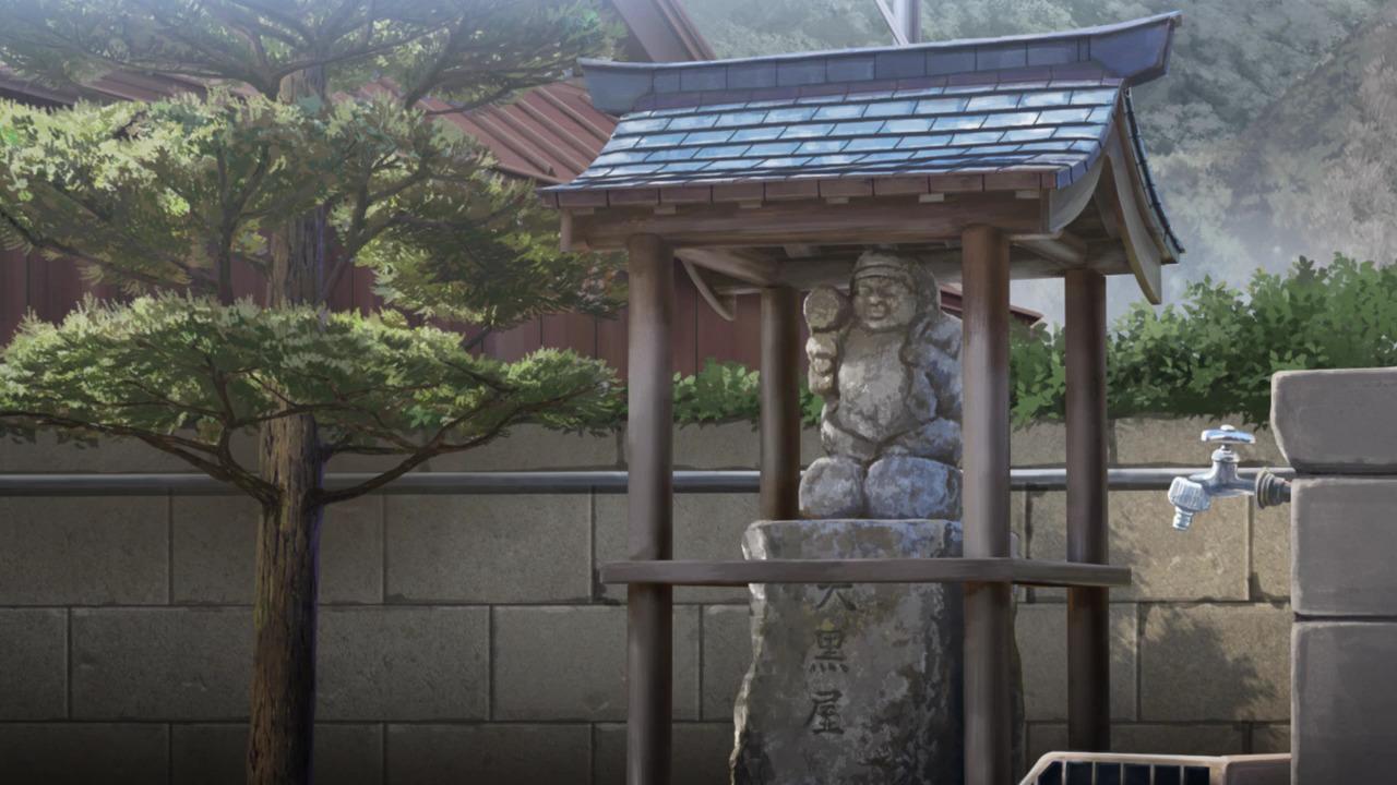 「ゆるキャン△S2」舞台探訪11 なでしこのソロキャン計画その1/3 リン・早川町赤沢宿(第7話)_e0304702_07585505.jpg