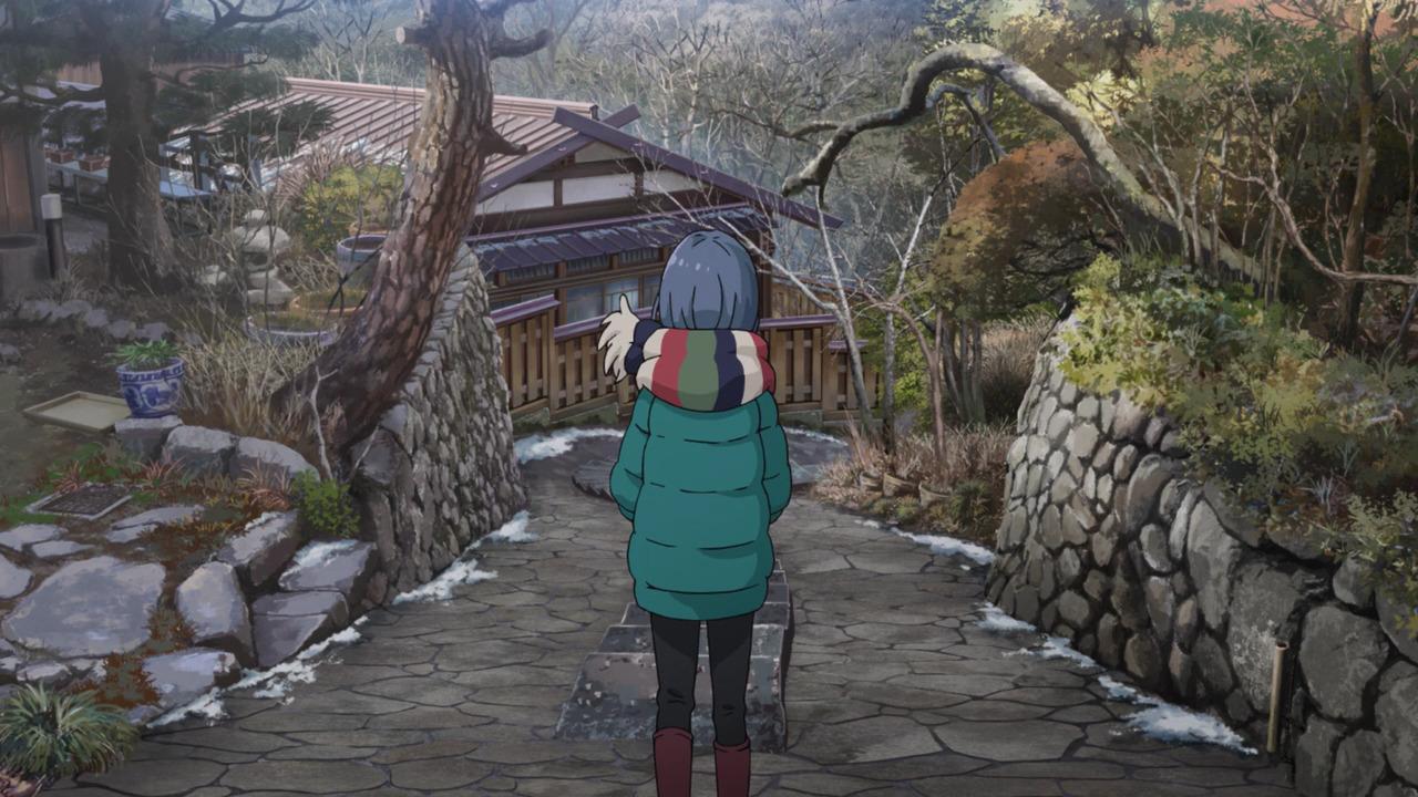 「ゆるキャン△S2」舞台探訪11 なでしこのソロキャン計画その1/3 リン・早川町赤沢宿(第7話)_e0304702_07592349.jpg