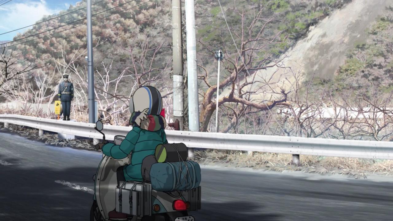 「ゆるキャン△S2」舞台探訪11 なでしこのソロキャン計画その1/3 リン・早川町赤沢宿(第7話)_e0304702_08072562.jpg