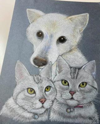 犬猫似顔絵_f0043592_09120093.png