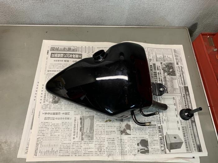 スポーツスター セルモーターオイル滲み_c0226202_11454052.jpeg