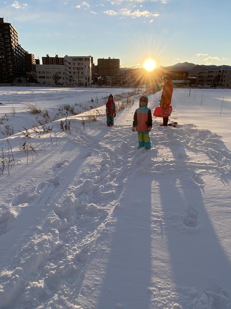 """2020年12月 『札幌の12月』 December 2020 \""""Sapporo City in December\""""_c0219616_09205737.jpg"""