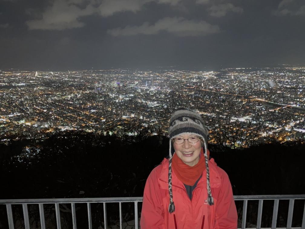 """2021年1月 『札幌の裏庭を登る、そして食べる』 January 2021 \""""Winter Hiking and Eating in Sapporo\""""_c0219616_09482099.jpg"""