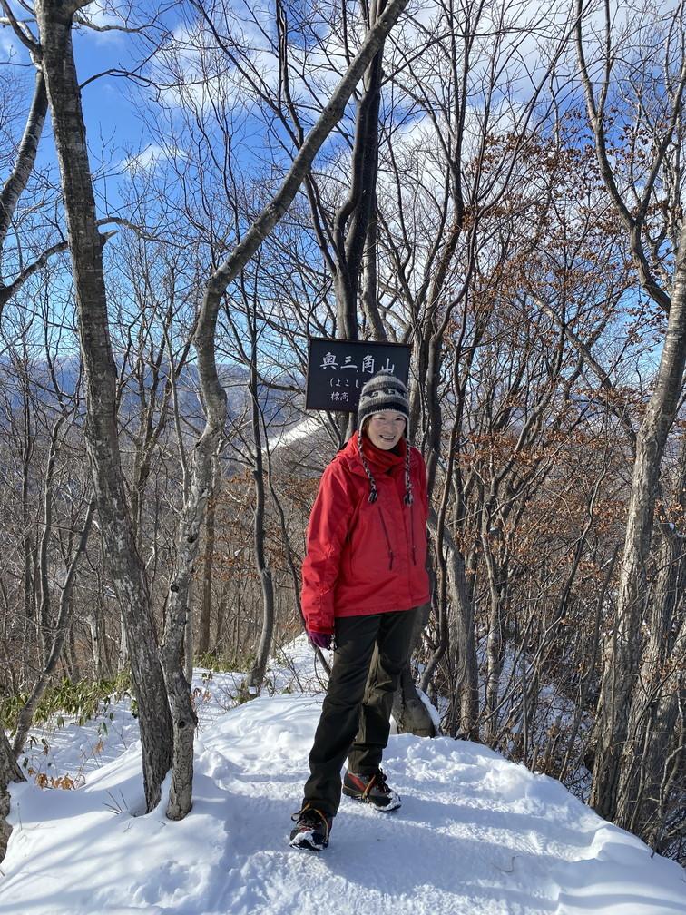 """2021年1月 『札幌の裏庭を登る、そして食べる』 January 2021 \""""Winter Hiking and Eating in Sapporo\""""_c0219616_09494905.jpg"""