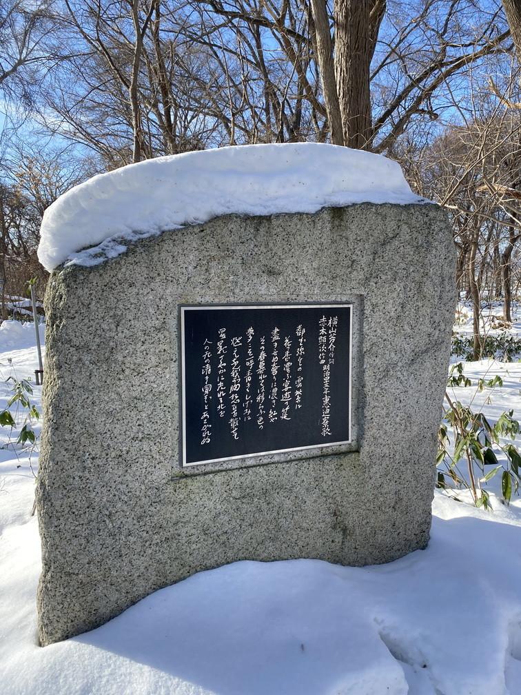 """2021年1月 『新雪の北大キャンパス』 January 2021 \""""Hokkaido University in the White Snow\""""_c0219616_10361728.jpg"""