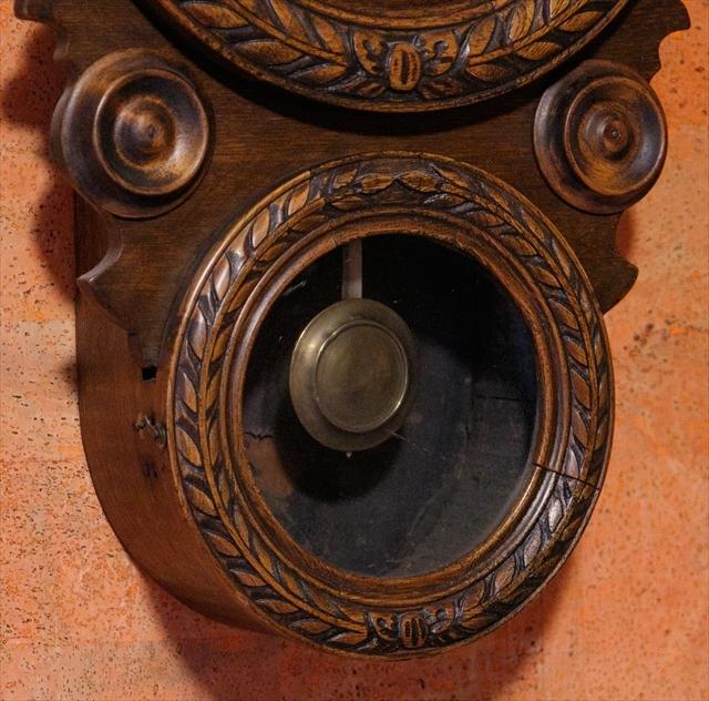 アンティークな柱時計、動画でご紹介。_d0047461_04421468.jpg