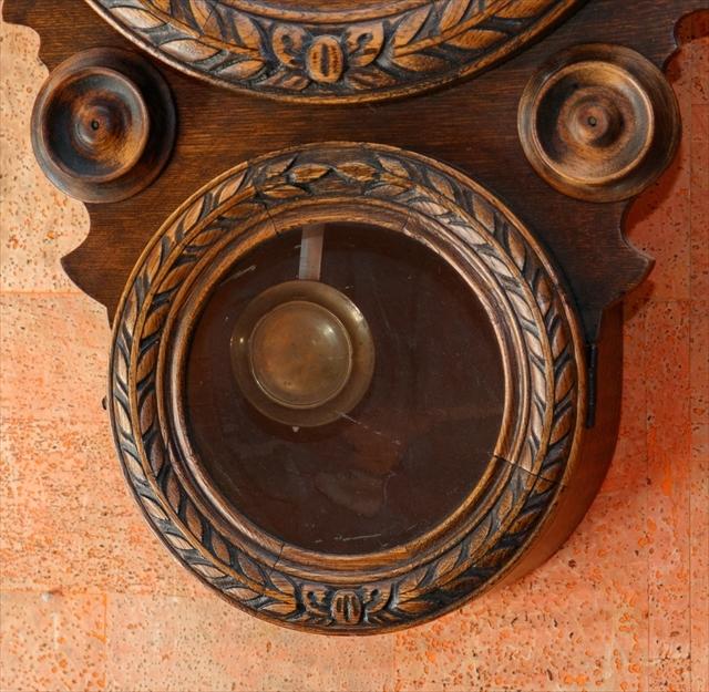 アンティークな柱時計、動画でご紹介。_d0047461_04421524.jpg
