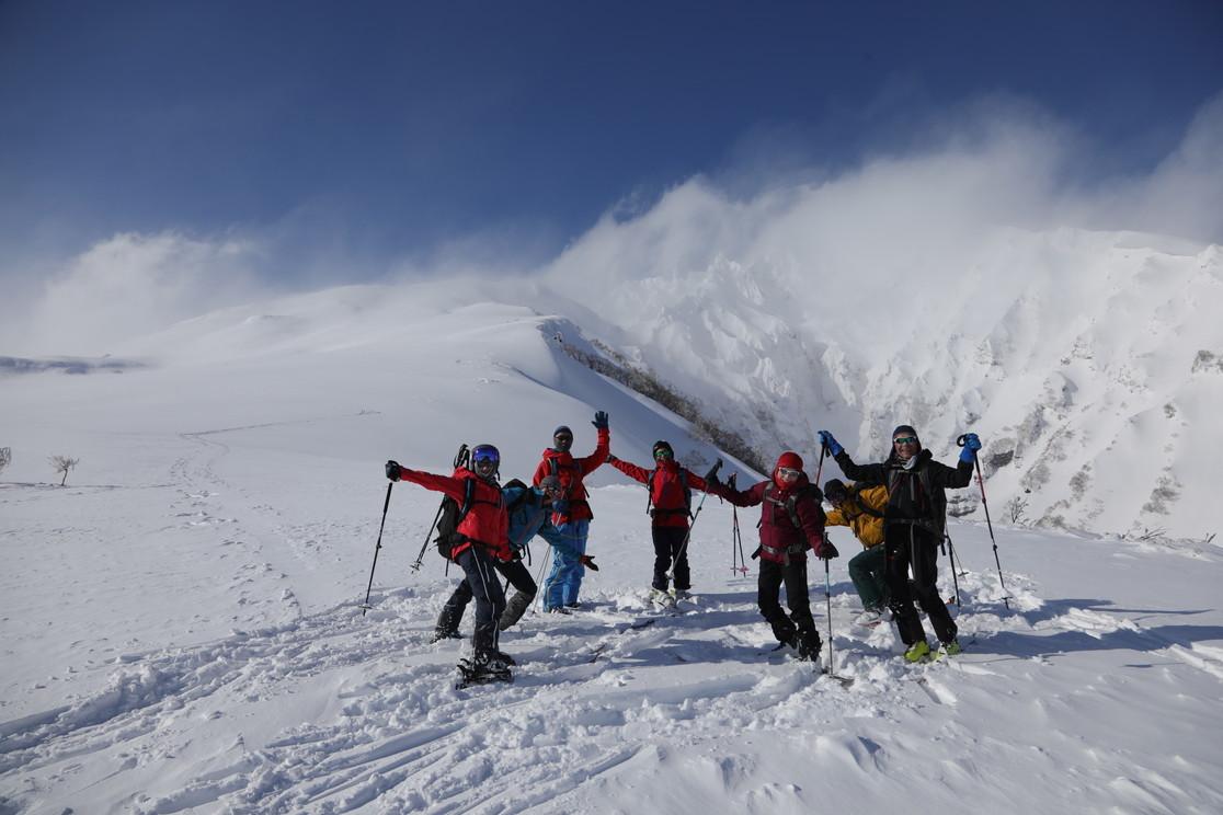 """2021年2月 『利尻山バックカントリースキー』 February 2021 \""""Ski in Island, Mount Rishiri\""""_c0219616_21055024.jpg"""