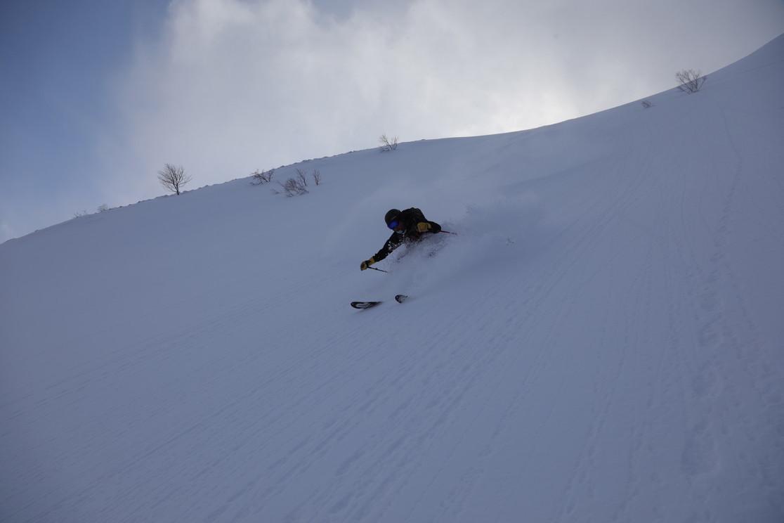 """2021年2月 『利尻山バックカントリースキー』 February 2021 \""""Ski in Island, Mount Rishiri\""""_c0219616_21055068.jpg"""