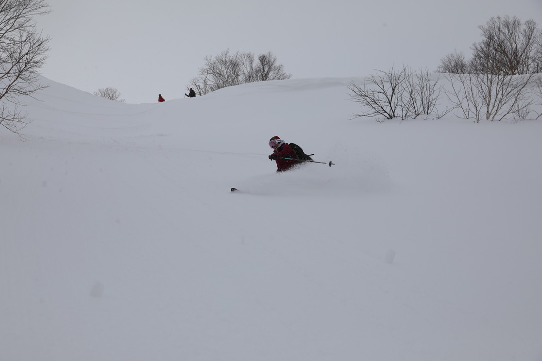 """2021年2月 『利尻山バックカントリースキー』 February 2021 \""""Ski in Island, Mount Rishiri\""""_c0219616_21060518.jpg"""