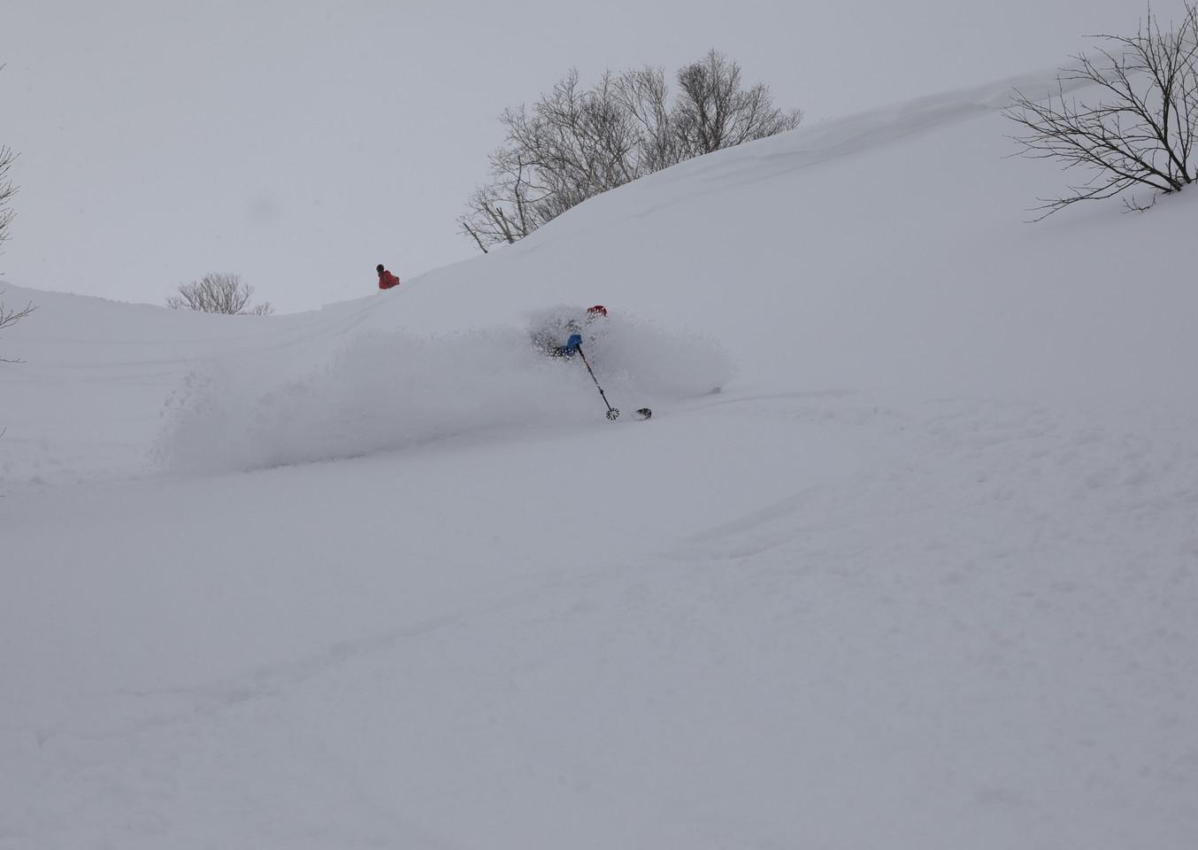 """2021年2月 『利尻山バックカントリースキー』 February 2021 \""""Ski in Island, Mount Rishiri\""""_c0219616_21060580.jpg"""