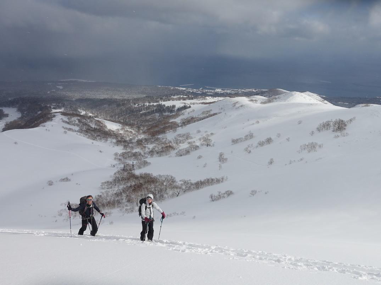 """2021年2月 『利尻山バックカントリースキー』 February 2021 \""""Ski in Island, Mount Rishiri\""""_c0219616_21061727.jpg"""