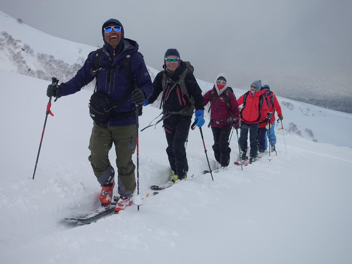 """2021年2月 『利尻山バックカントリースキー』 February 2021 \""""Ski in Island, Mount Rishiri\""""_c0219616_21061800.jpg"""