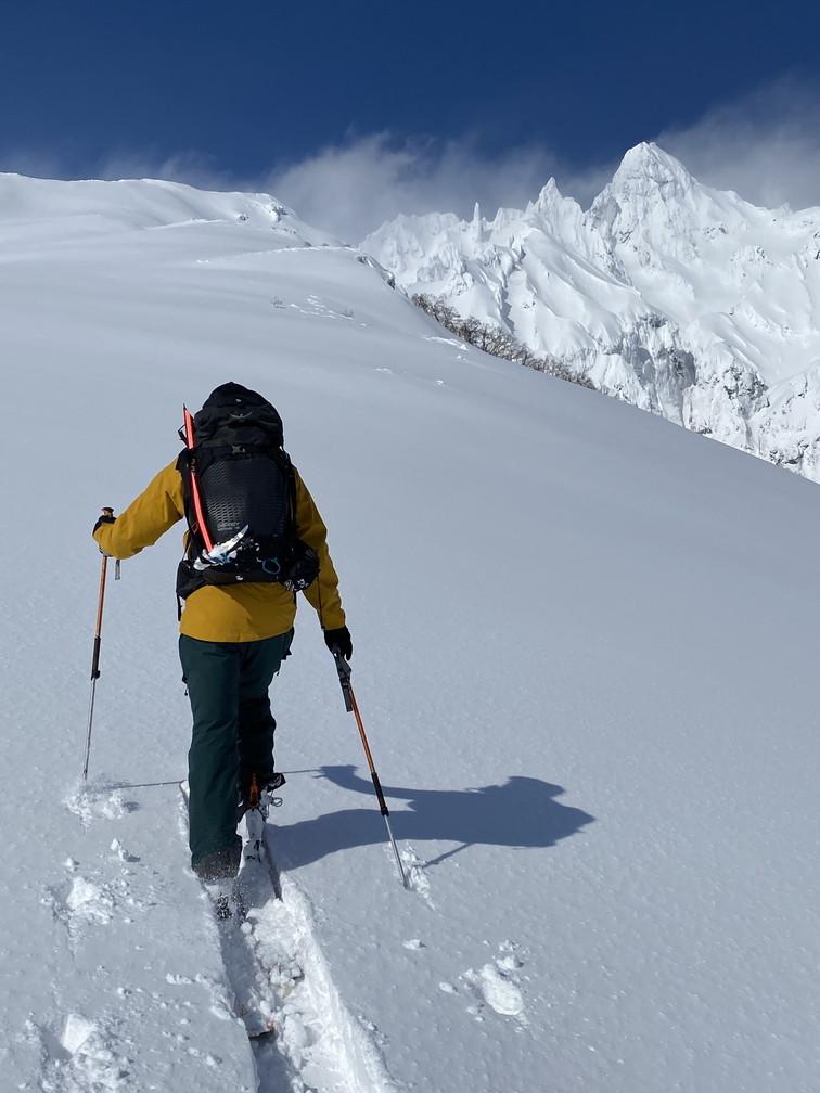 """2021年2月 『利尻山バックカントリースキー』 February 2021 \""""Ski in Island, Mount Rishiri\""""_c0219616_21063070.jpg"""