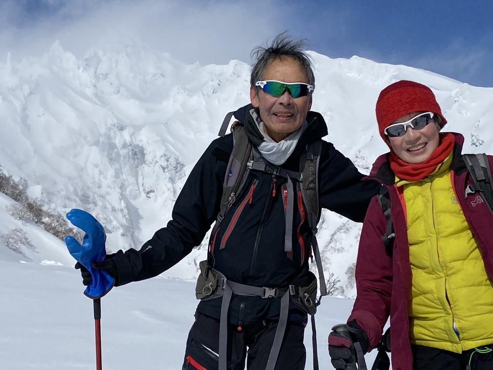 """2021年2月 『利尻山バックカントリースキー』 February 2021 \""""Ski in Island, Mount Rishiri\""""_c0219616_21063074.jpg"""
