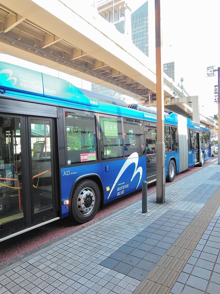 ある風景:BAYSIDE BLUE@Yokohama_d0393923_21525902.jpg