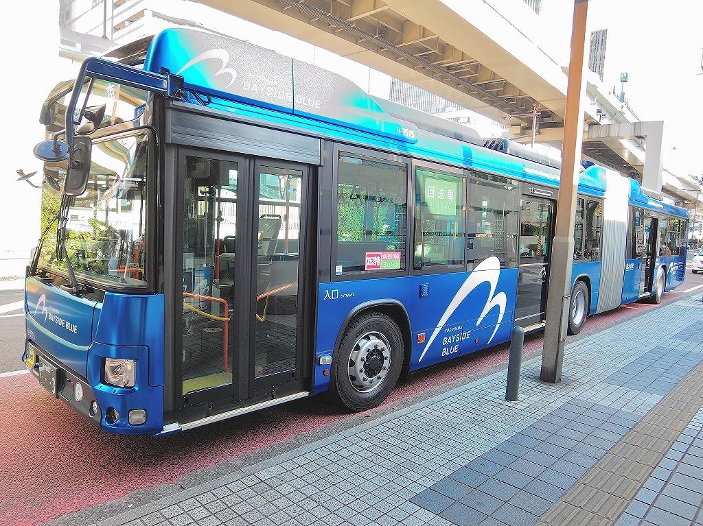 ある風景:BAYSIDE BLUE@Yokohama_d0393923_21525935.jpg